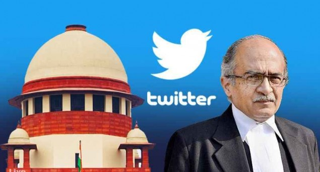 Supreme Court Issues Notice to Prashant Bhushan on Remarks Against Judiciary