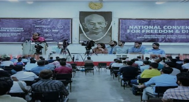 National Convention Calls For Removing Restrictions In Kashmir, Objects to Home Minister's Communal Fear-mongering On NRC