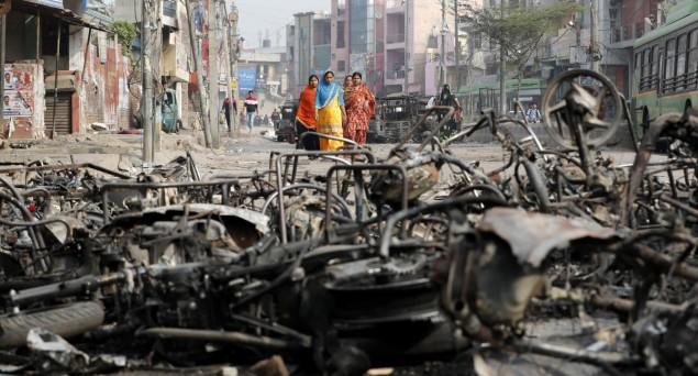 Activists, Retired Bureaucrats Write To President Kovind, Demand Judicial Probe Into Delhi Riots