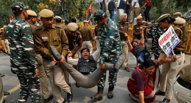 Civil Society Leaders Condemn Delhi Police for Falsely Implicating Innocent Students, Activists in Delhi Riots