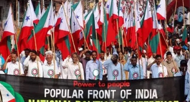 UP Police Writes to Home Ministry, Seeks Ban on PFI