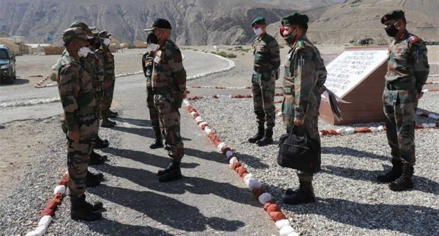 An Entire Indian Army's Company Was Trapped By Chinese PLA
