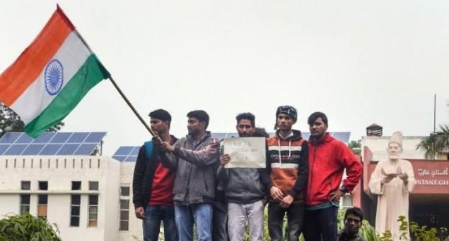 Jamia Millia Students Suspend Anti-CAA-NRC Protest Due to Coronavirus Endemic