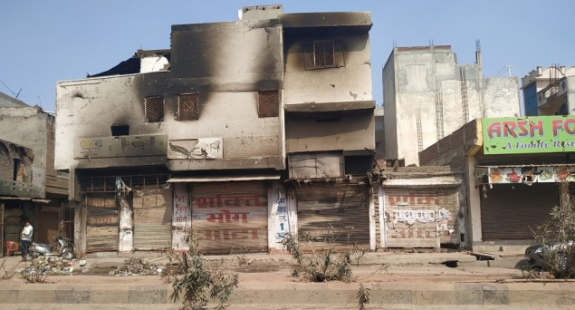 Delhi Violence: Waqf Board to Repair Damaged Shops, Homes of All Communities, Releases Rs 50 Lakh