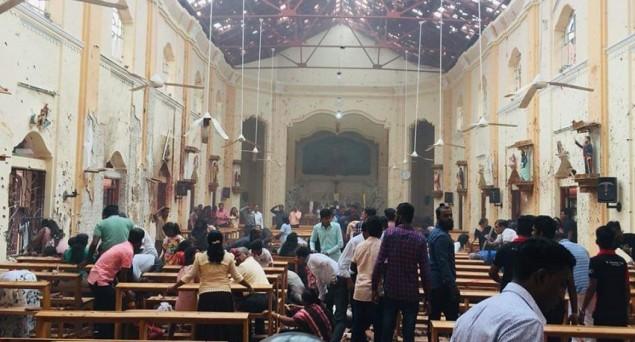 Indian Church, Muslim Organizations Condemn Sri Lanka Bombings
