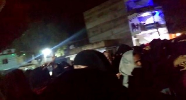 Azamgarh Police Crackdown on Anti-CAA Protest, Women Protesters Lathi-Charged