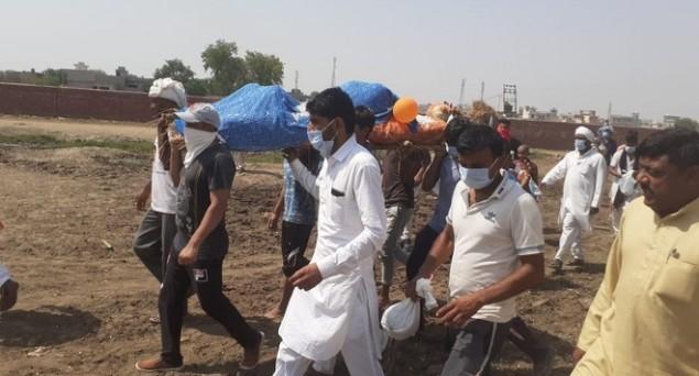 After Mob Attacks and Trade Boycott, Muslims Being Forced to Convert to Hinduism in Delhi and Haryana Villages