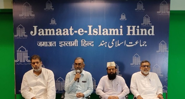 BJP Trying To Politicise The NRC Issue, Says Jamaat-E-Islami Hind