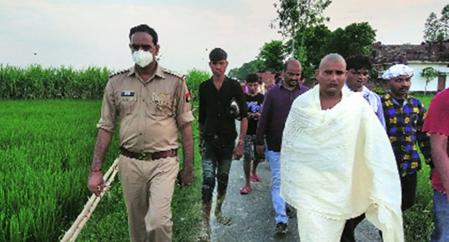 Dalit Village 'Pradhan' Shot Dead by Upper Castes in UP's  Azamgarh, Upper Castes Leave The Village Due To Fear Of Reprisals