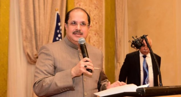Saudi's Economic Expansion Offers New Opportunities for India: Ambassador Ausaf Sayeed