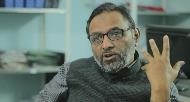 Name of AIMPLB member Dr SQR Ilyas Finds Mention In Delhi Riots Chargesheet