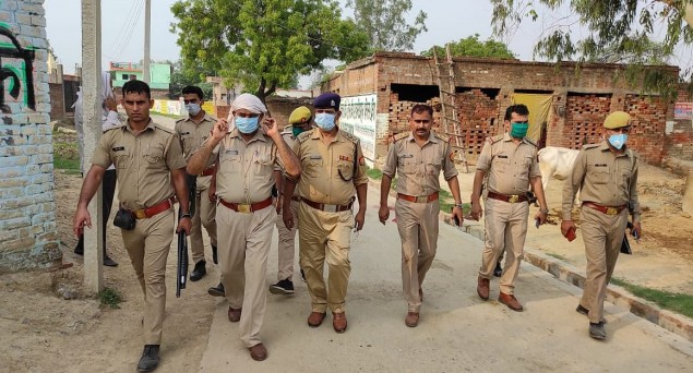 Eight Policemen Killed By Gangster In Kanpur, Two Criminals Also Shot Dead By Police