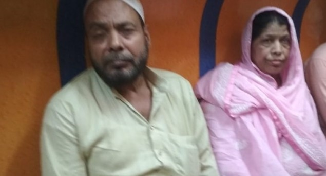 Our Son's Life is in Danger: Father-Mother of Muslim Prisoner Branded with 'Om' Symbol in Tihar Jail