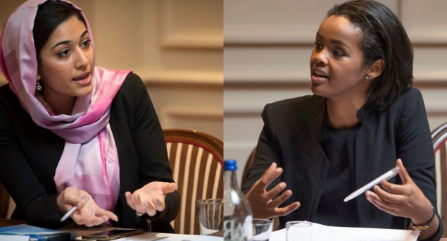 Two Young African Muslim Women Nominated For This Year's Nobel Peace Prize