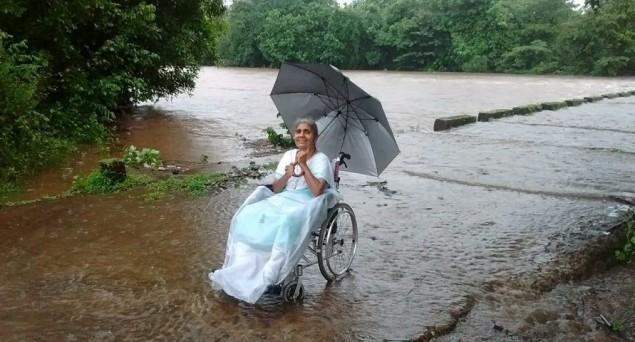 Paraplegics