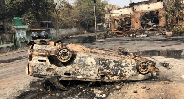Delhi Violence: 122 Houses, 322 Shops & 301 Vehicles Completely Damaged, Says Govt's Interim Report