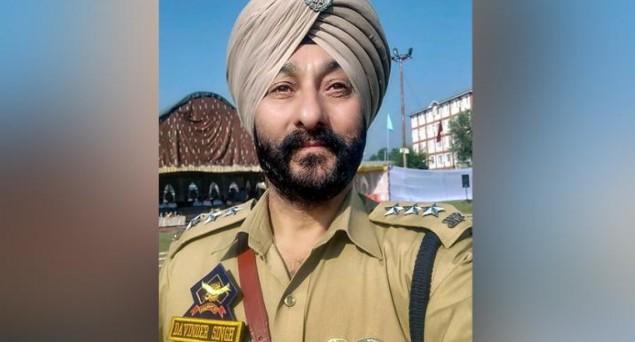 Kashmir: Who Is Police Officer Davinder 'Torture' Singh?