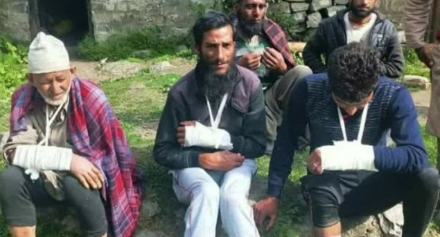Kashmiri Muslim Labourers Attacked in Himachal, Six Injured
