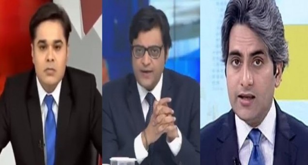 After Arnab Goswami, Two More TV Anchors -- Sudhir Chaudhary, Amish Devgan -- Face Police Case for Controversial Programs