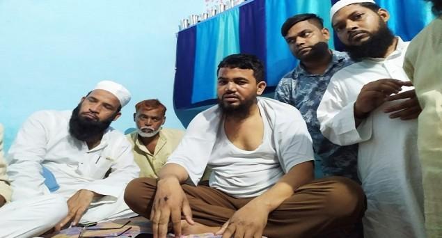 Delhi Madrasa Teacher Hit By Car For Not Saying 'Jai Shri Ram' Praying For Peace In The Country