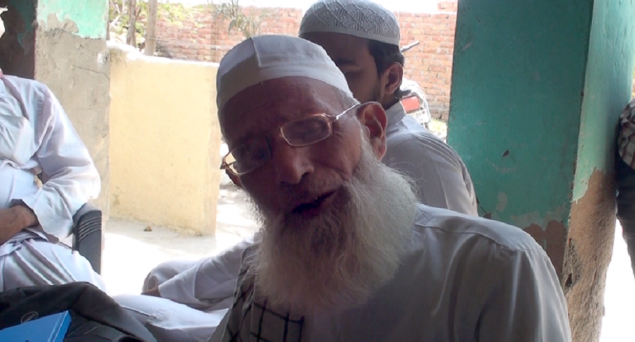 I pray Allah to save my son; he is nearing death: Elderly father of Alwar lynching survivor