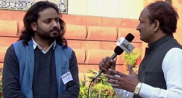 In conversation with: Ravi Nitesh - the man behind Indo-Pak peace initiative Aaghaz-e-Dosti
