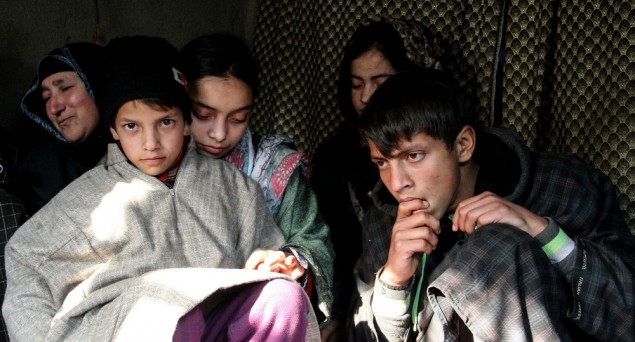 Blood to Food:  Muslims Make Beeline To Help Hindu Labourers In Distress