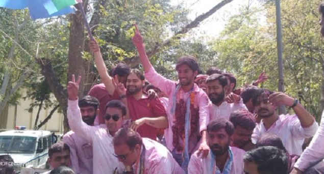 ABVP Suffers Crushing Defeat in Gujarat University Polls; It's Defeat of BJP's Divisive Ideology, Says Congress