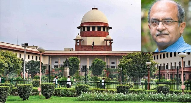 SC Suo Moto on Shaheen Bagh Infant's Death: Why SC Didn't Bother about Killing of 20 Peaceful Protesters in UP, Asks Prashant Bhushan