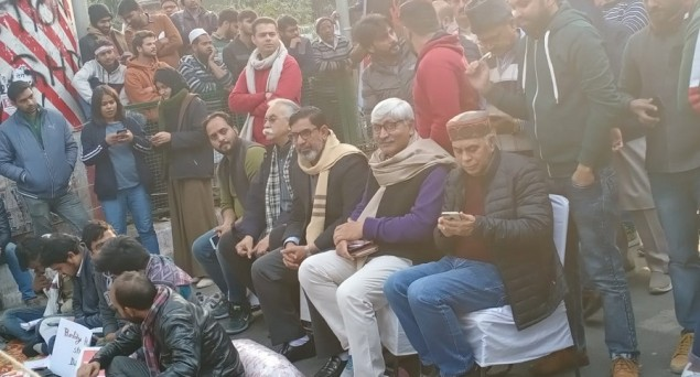Jamia Millia Has Become Pilgrimage Site for Struggles: Swaraj Abhiyan Leader