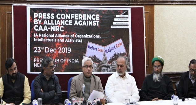 SC Abdicated Its Duties Towards Constitution, Says Convenor of Alliance Against CAA & NRC
