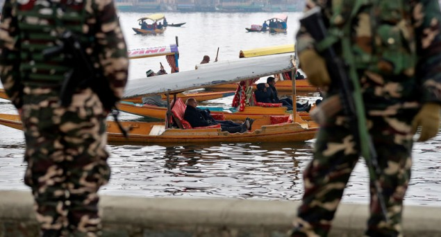 Centre's  'Mission Kashmir 3.0' Suffers Setback After Envoy Says They Are Tourists