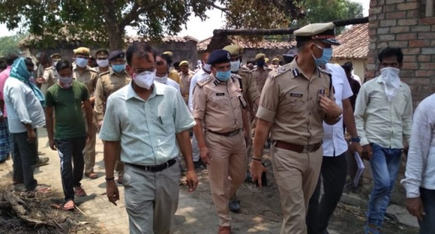 37 Muslims Arrested After a Clash With Dalits, CM Adityanath Orders Booking of Accused Under NSA and Gangsters Act