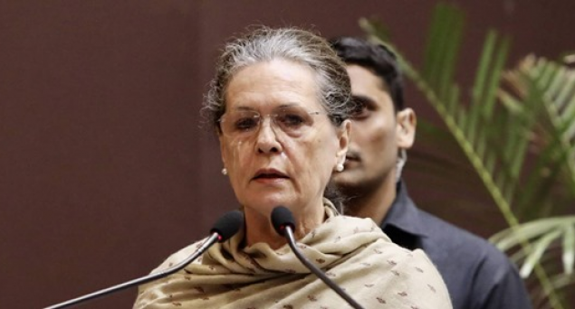 Modi Govt. Has Abandoned Any Pretence of Being Democratic: Sonia Gandhi