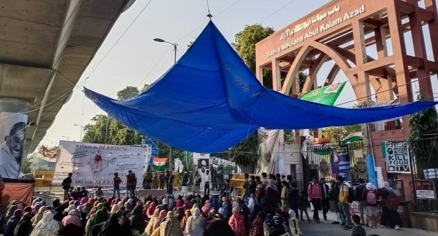 Jamia Students Welcome Delhi Mandate, Say Politics of Hate Got Defeated