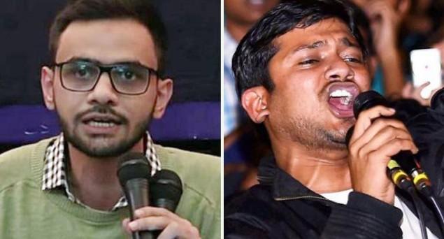Kejriwal Govt. Gives Nod in JNU Sedition Case: Trial Will Expose Media, Govt and We Will Win, Say Kanhaiya, Umar