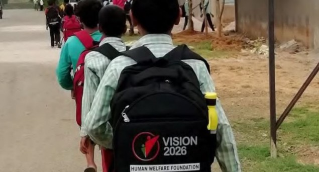 'Vision 2026': A Muslim NGO's Multi-Faceted Program Working as Change Agent for Thousands of Unprivileged