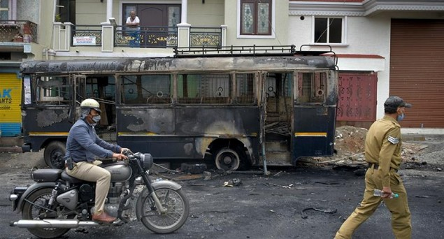 Three Killed In Bengaluru Violence, Over 100 Arrested, Violence-Hit Areas Under Curfew