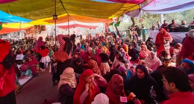 Shaheen Bagh Protesters: Whether Court Decides After 4 or 40 Weeks, We Won't Retreat Until CAA Is Withdrawn